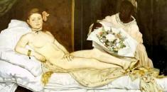 1_Эдуард Мане. Олимпия, 1863