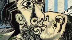 6_Пабло Пикассо. Поцелуй. 1969